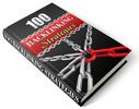 Thumbnail 100 Backlinking Strategies