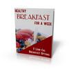 Thumbnail Healthy Breakfast For A Week