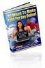 Thumbnail 20 Ways To Make Money Per Day Online