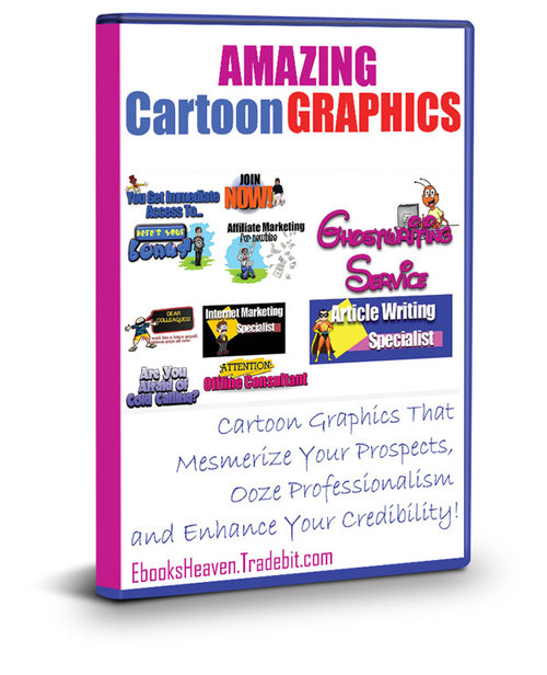 Product picture Amazing Cartoon Graphics