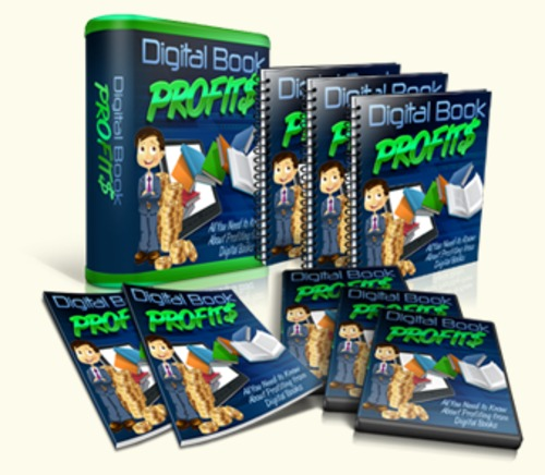 Product picture Digital Book Profits- All About Profiting From Digital Books