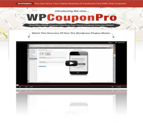 Product picture WP Coupon Pro - Easily Create Printable Offline Coupons